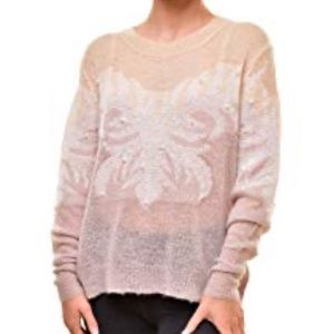 Wildfox Josephine English Ivy sweater